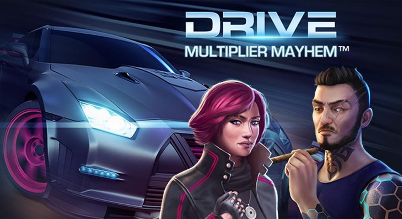 Drive:Multiplier Mayhem